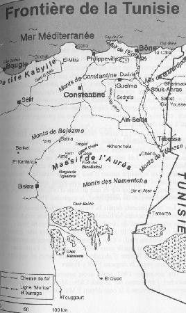La Charte (El Kanoun) des Tribus d'El Milia(Oulad Aïdoun)