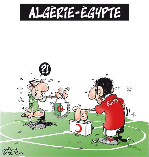 heure rencontre egypte algerie